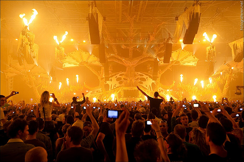 hardstyle events