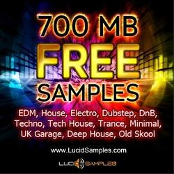 Free Sample Packs: 600MB of Fresh High Quality DJ Samples